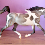 "Dayeemah (Breyer ""Partly Cloudy"")"