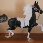 "Haram (Breyer ""Black Tie Affair"")"