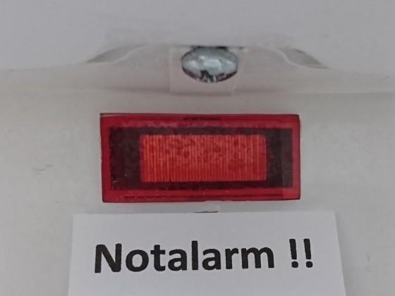 4. Richtiger Alarmknopf