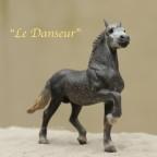 Le Danseur, französischer Percheron